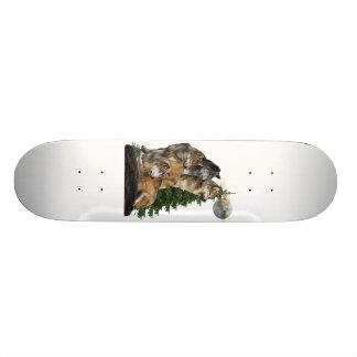 Wolfsrudel Skateboarddeck
