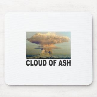 Wolke der Aschenkunst Mauspad