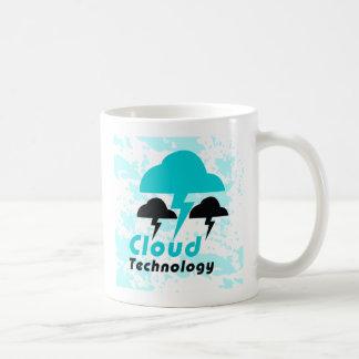Wolke Kaffeetasse