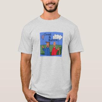 Wolke und Ballon T-Shirt