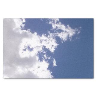 Wolken-Feuer Seidenpapier