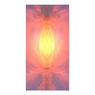 Wolken - Fraktale - Meditation - Salar de Uyuni Photokarten