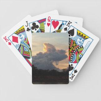 Wolken-Haifisch Bicycle Spielkarten