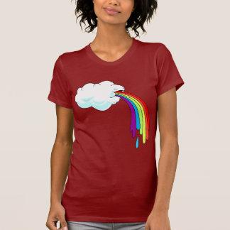 Wolken-kotzende Regenbogen