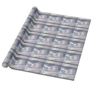 Wolken-Packpapier Geschenkpapier