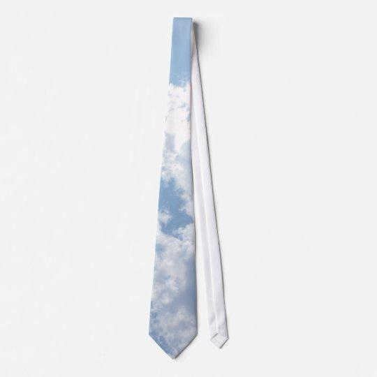Wolken Personalisierte Krawatten