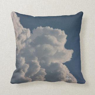 Wolken-Pudel-dekoratives Kissen