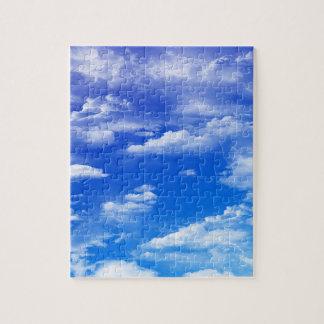 Wolken Puzzle