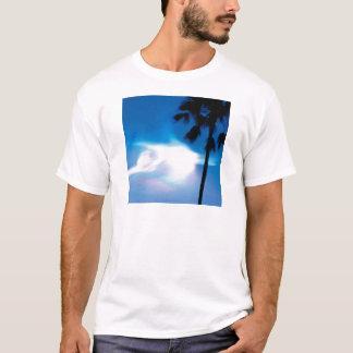 Wolken-Rocket-Dämmerung Pasadena T-Shirt