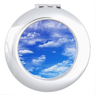 Wolken Taschenspiegel