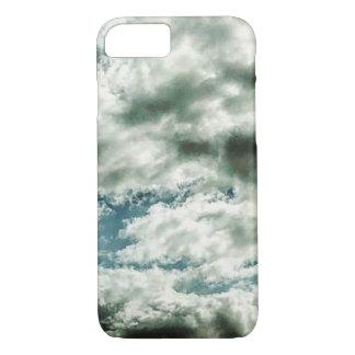 Wolken-Telefon-Kasten iPhone 8/7 Hülle