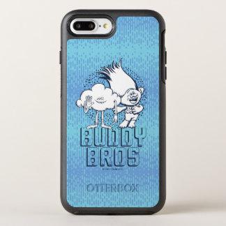 Wolken-Typ der Schleppangel-| u. Niederlassung - OtterBox Symmetry iPhone 8 Plus/7 Plus Hülle