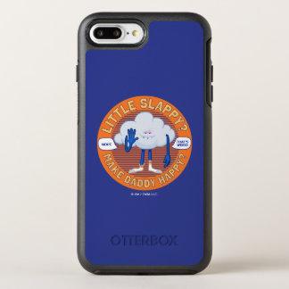 Wolken-Typ hohe fünf der Schleppangel-| OtterBox Symmetry iPhone 8 Plus/7 Plus Hülle