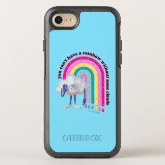 Wolken-Typ-Regenbogen der Schleppangel-| OtterBox Symmetry iPhone 8/7 Hülle