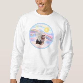 Wolken - Yorkshire-Terrier-Engel (stehend) Sweatshirt