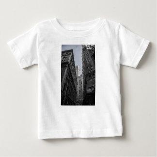 Wolkenkratzer-New- York Citymitte Metropole Baby T-shirt