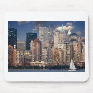 Wolkenkratzer New- YorkSkyline-Manhattans der Mauspad