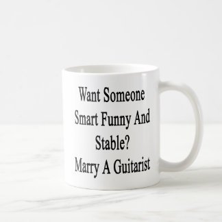 Wollen Sie jemand intelligentes lustiges und Stall Kaffeetasse