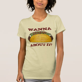 Wollen Sie, um über es zu sprechen? T-Shirt