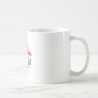 Wollen Sie, um zu laufen Kaffeetasse