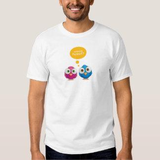 Wollen Sie, um zu tweeten? T-shirt