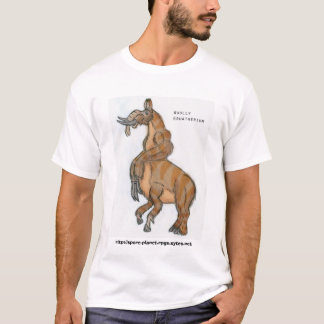 Wolliges Gruatherium T-Shirt