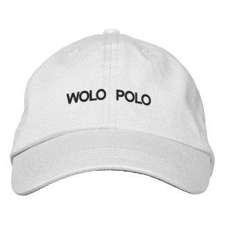WOLO POLO personalisierter justierbarer Hut