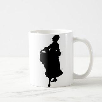 Woman4 Kaffeetasse