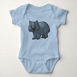 Wombat Baby Strampler