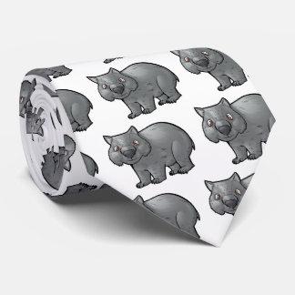 Wombat Individuelle Krawatte