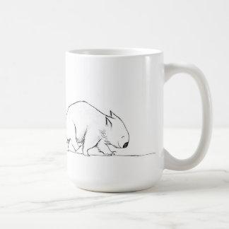 Wombat Tasse