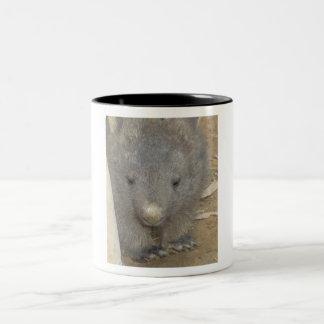Wombat Kaffee Haferl