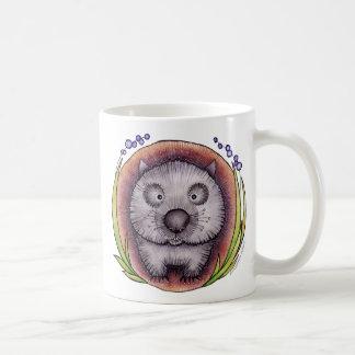"""Wombie"" das wombat mug^ Kaffeetasse"