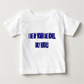 WOMEN.png Baby T-shirt