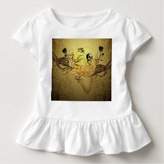 Wonderfull Schädel Kleinkind T-shirt