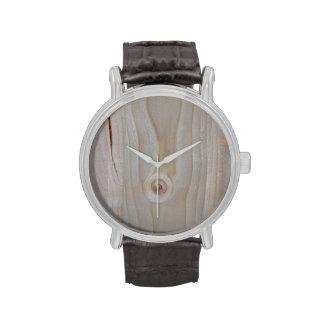 Wood Uhren