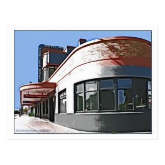 Woodville Hotel, Adelaide Postkarte