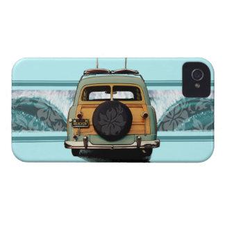 Woody-Wellesurfer-BlackBerry-mutiger Kasten iPhone 4 Hüllen