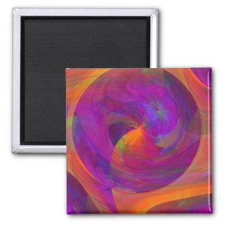 Woola Quadratischer Magnet