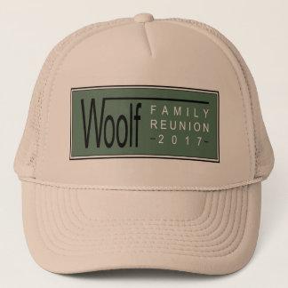 Woolf Familien-Wiedersehen-Hut Truckerkappe