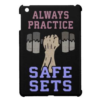 Workout-Spaß - Praxis-sichere Sets - iPad Mini Hülle