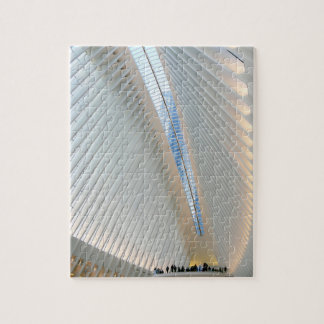 World Trade Center-Transport-Nabe, NY Puzzle