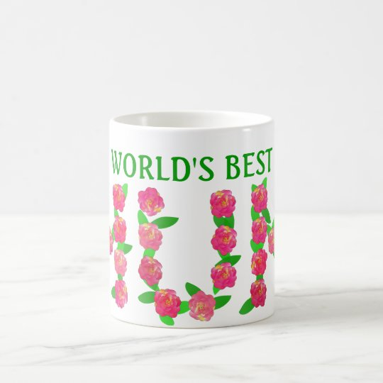 World's Best Mum Kaffeetasse
