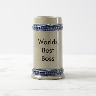 WorldsBest Chef Bierkrug