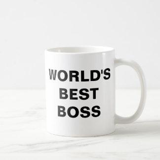 Boss Tassen