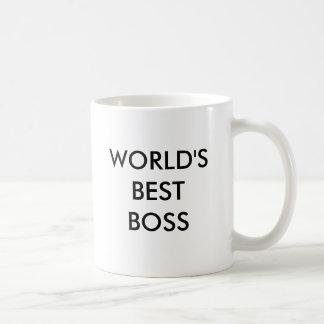 Worls beste Chef-Kaffee-Tasse Tasse