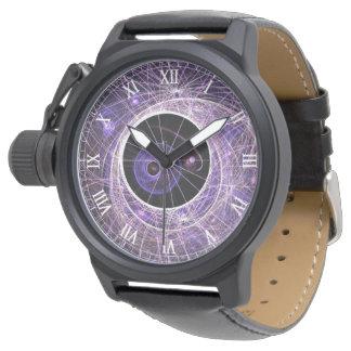 Wormhole Uhr