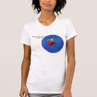 Wormholesicherheit T-Shirt