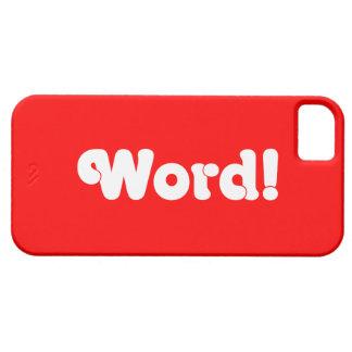 Wort! Etui Fürs iPhone 5
