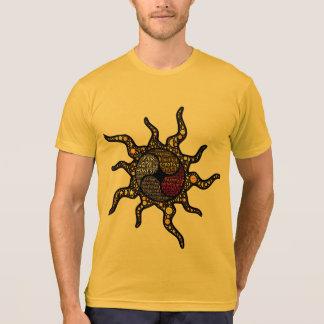 Wort-Kunst T - Shirt-Erinnerung der Gesundheit T-Shirt